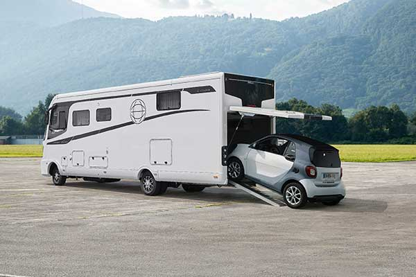Camping-cars poids-lourds à Mulhouse